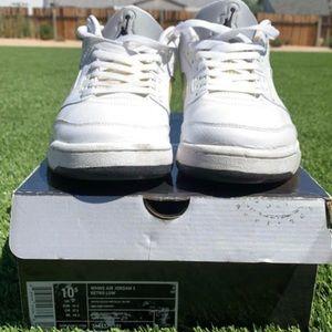 Jordan 5 low white metallic (2006)